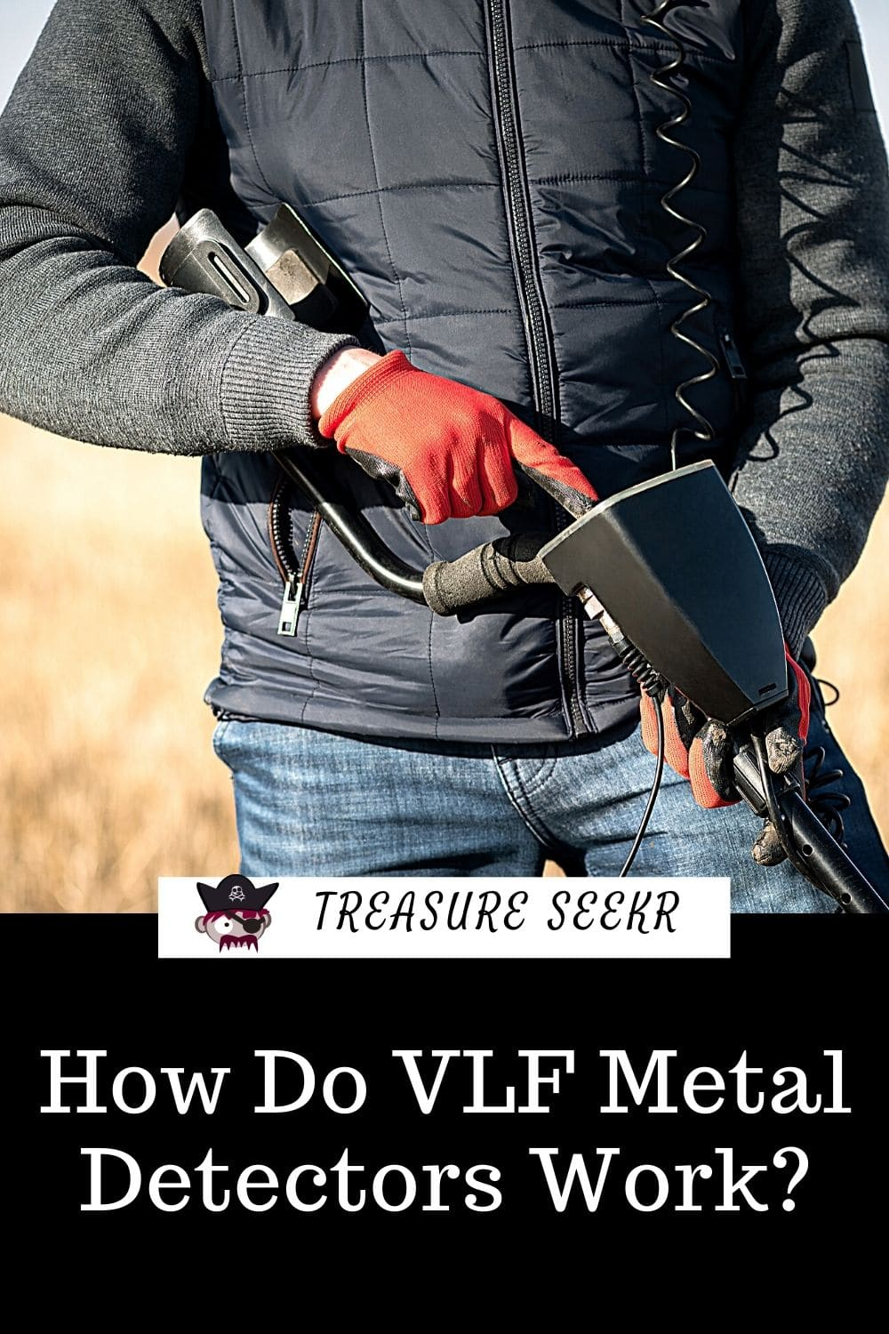 How Do VLF Metal Detectors Work