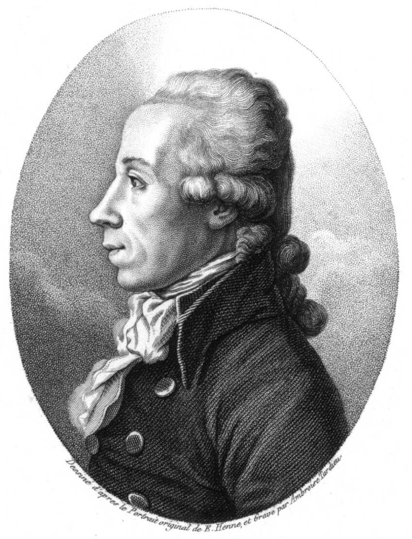 Painting of Martin_Heinrich_Klaproth