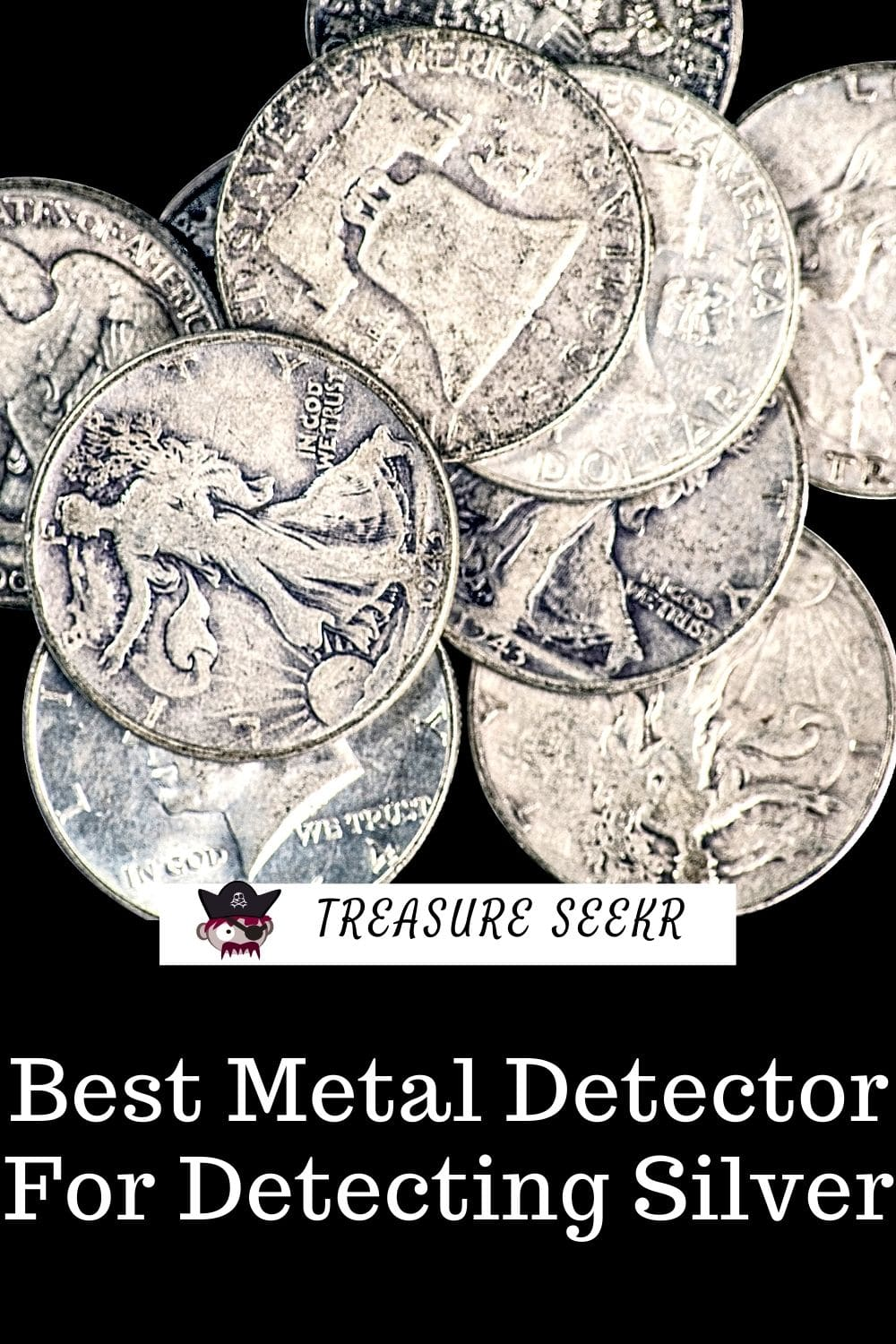 Best Metal Detector For Detecting Silver