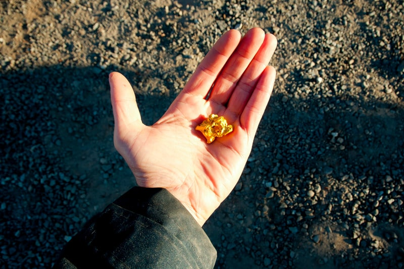 Gold Nugget Prospecting