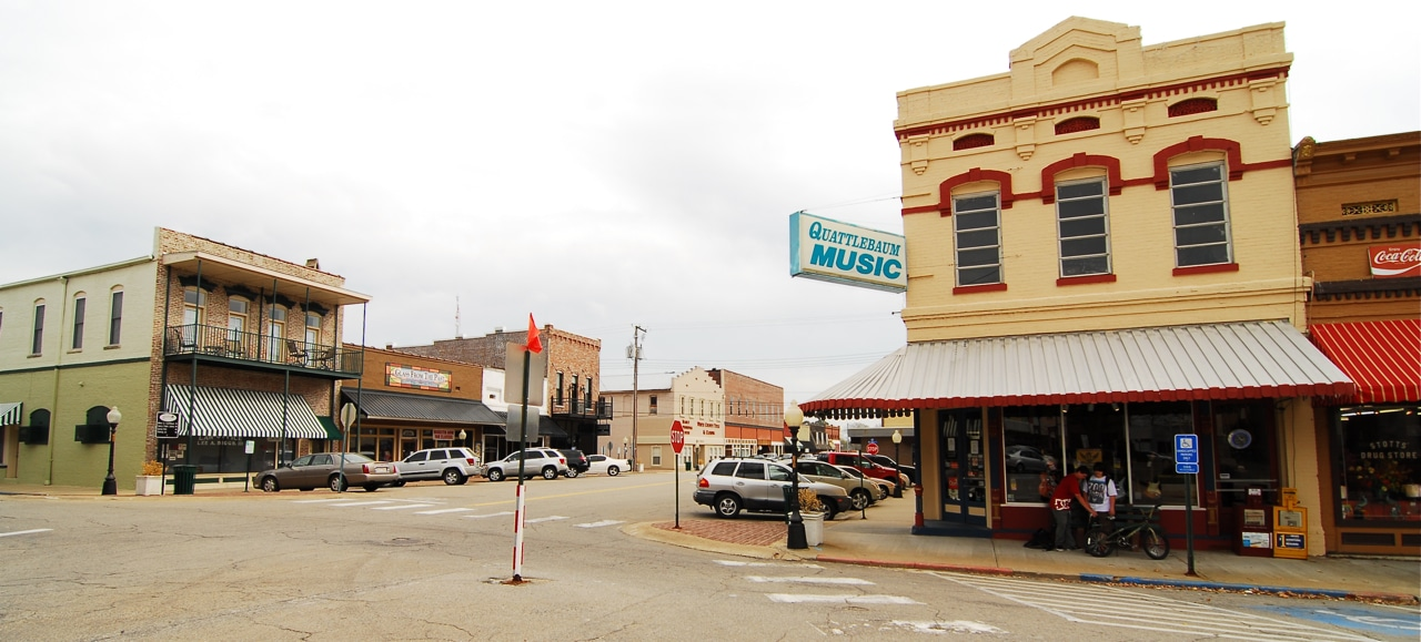 Photo of Historical Downtown Searcy, Arkansas