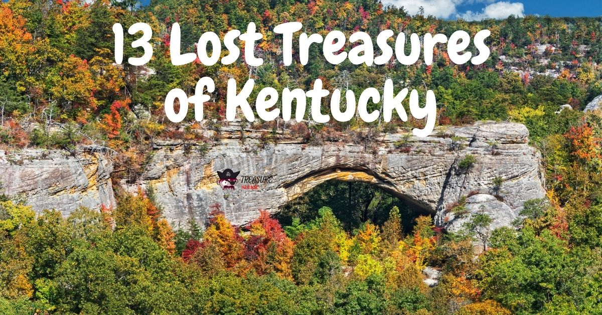 Natural Arch- Daniel Boone National Forrest - 13 Lost Treasures of Kentucky