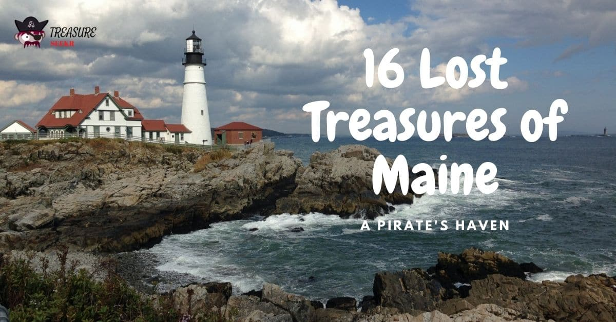 Lighthouse in Maine - 16 Lost Treasures of Maine