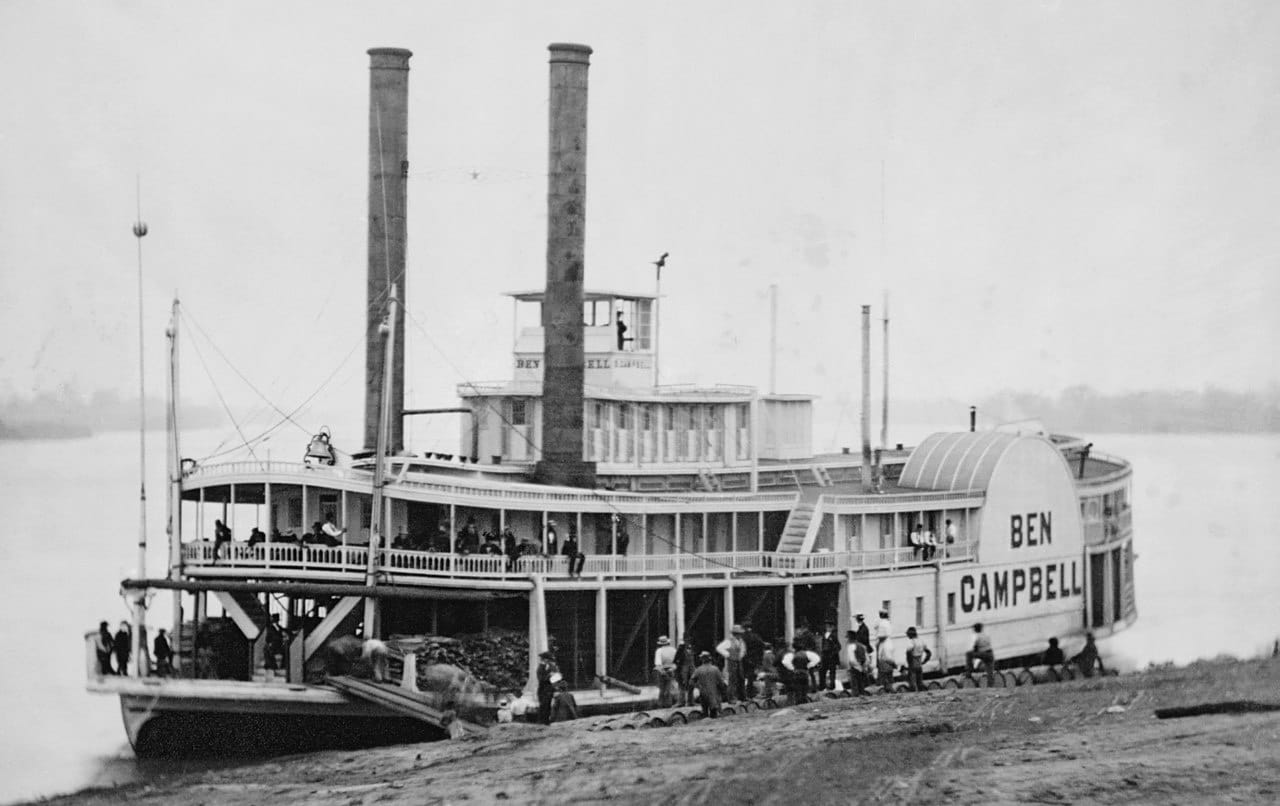 Steamboat Ben Campbell