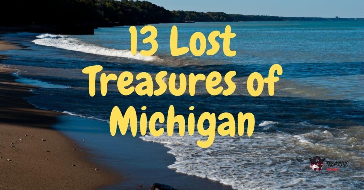 Lake Michigan - Lost Treasures of Michigan